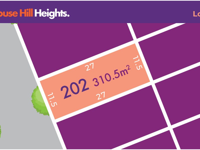Lot 202 Land at Rouse Hill Heights, Box Hill, NSW 2765