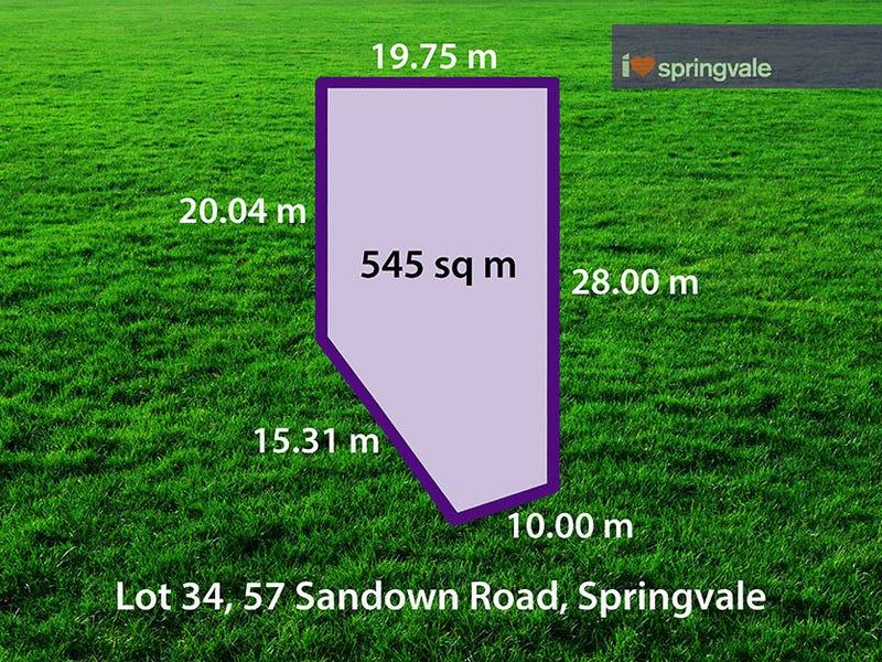 55 (Lot 34) Moishe Circuit, Springvale