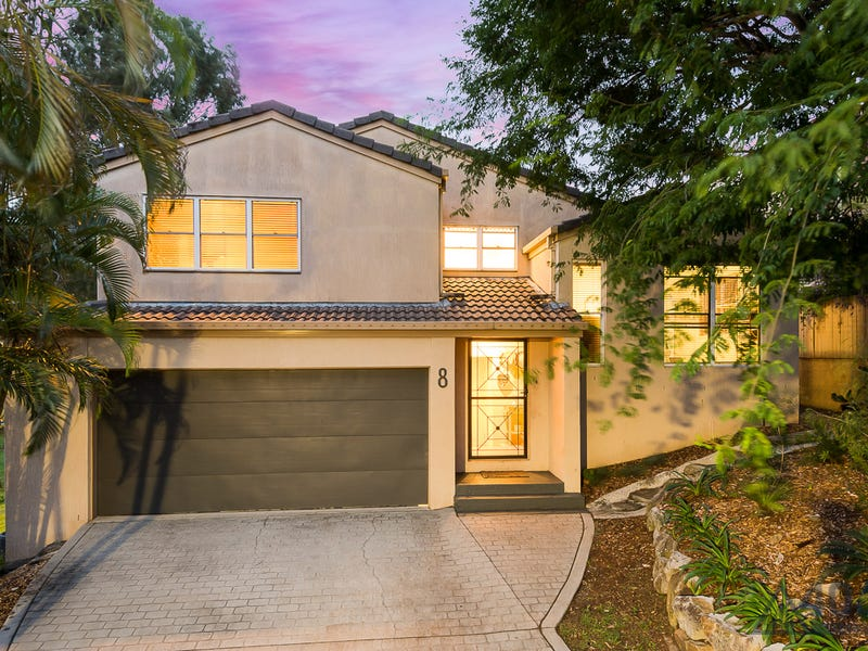 8 Evergreen Close, Kenmore, Qld 4069