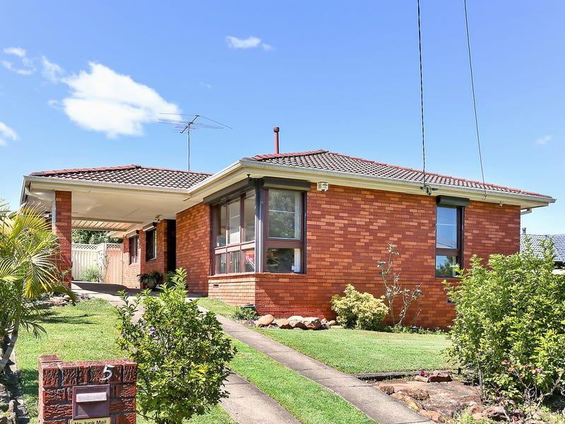 5 Euclid Street, Winston Hills, NSW 2153