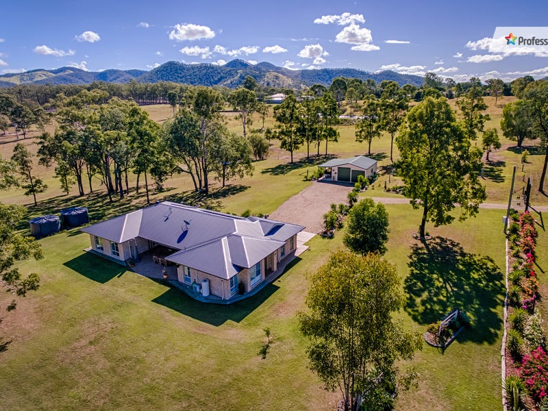 100 Barrett Road, Widgee, Qld 4570