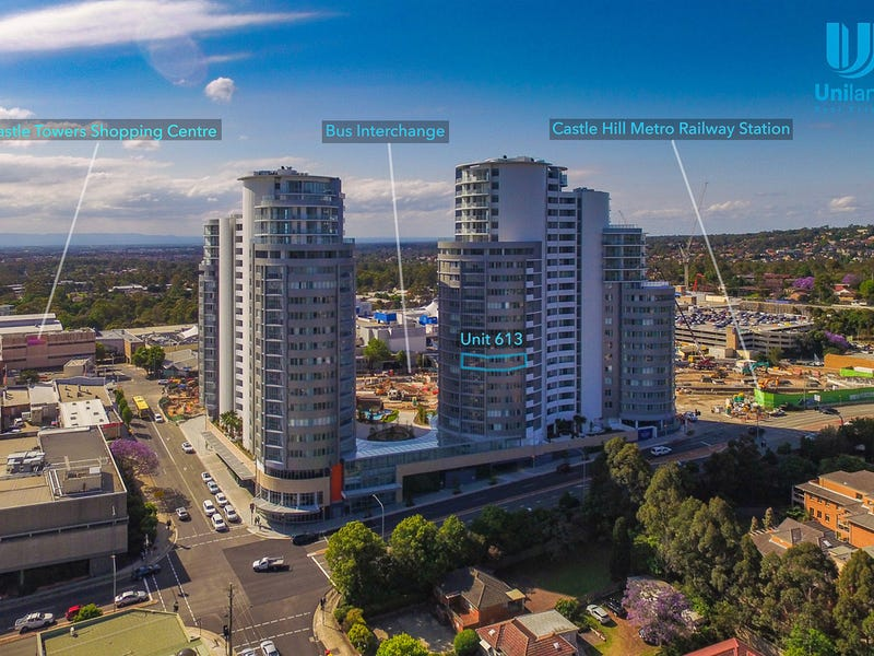 613/299-309 Old Northern Road, Castle Hill, NSW 2154