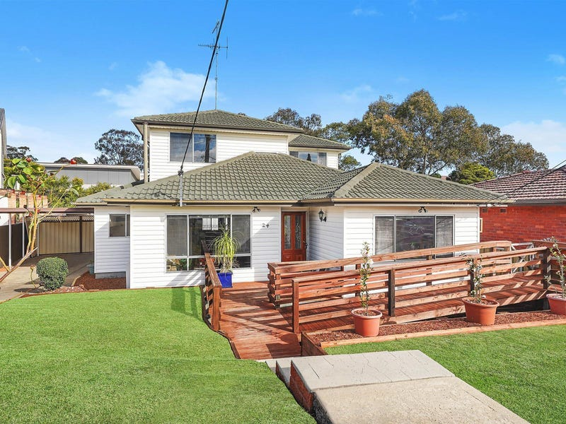 24 Kurrajong Crescent, Blacktown, NSW 2148