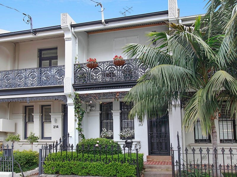 212 Underwood Street, Paddington, NSW 2021