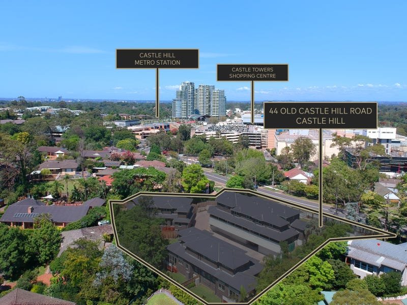 3/44 Old Castle Hill Road, Castle Hill, NSW 2154