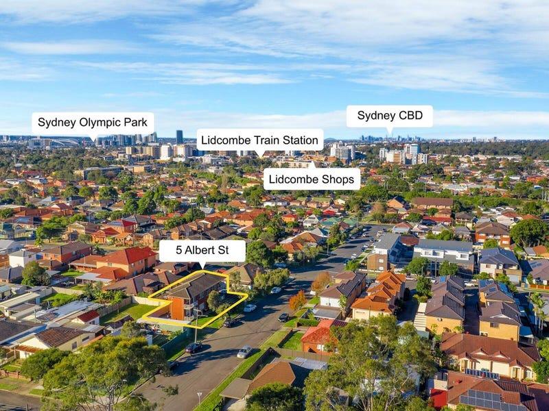 1-4/5 Albert Street, Berala, NSW 2141