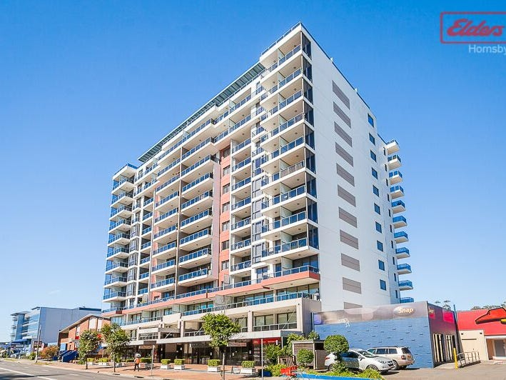 1004/88 College Crescent, Hornsby, NSW 2077