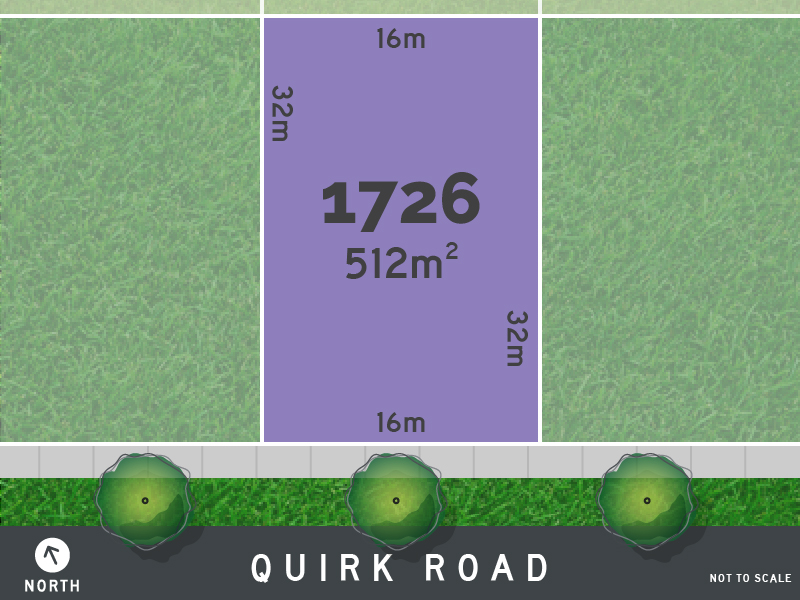Lot 1726, Quirk Road, Lucas, Vic 3350