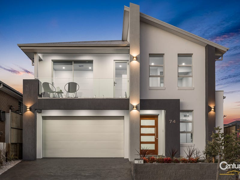 74 McMillian Circuit, Kellyville, NSW 2155