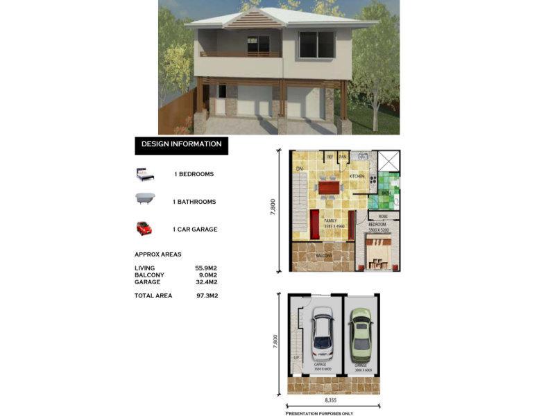 1 Loft Apartment, Fitzgibbon, Qld 4018