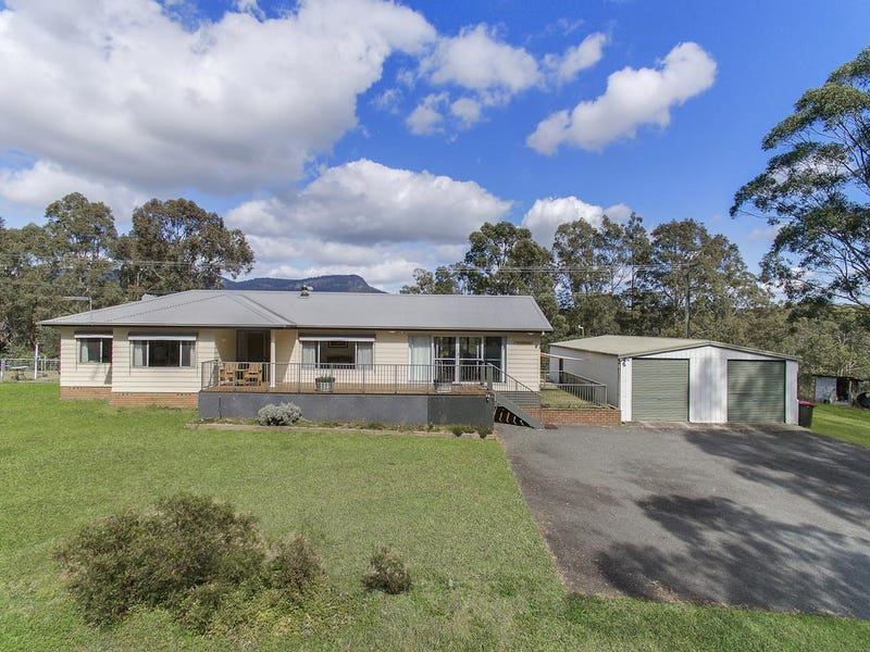 403 Sandy Creek Road, Mount Vincent, NSW 2323