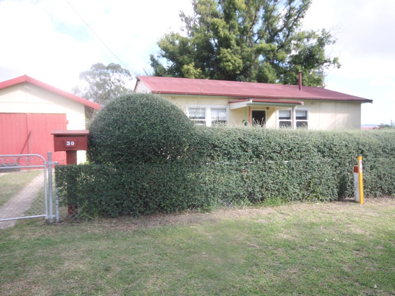 30 BRISBANE STREET, Merriwa, NSW 2329