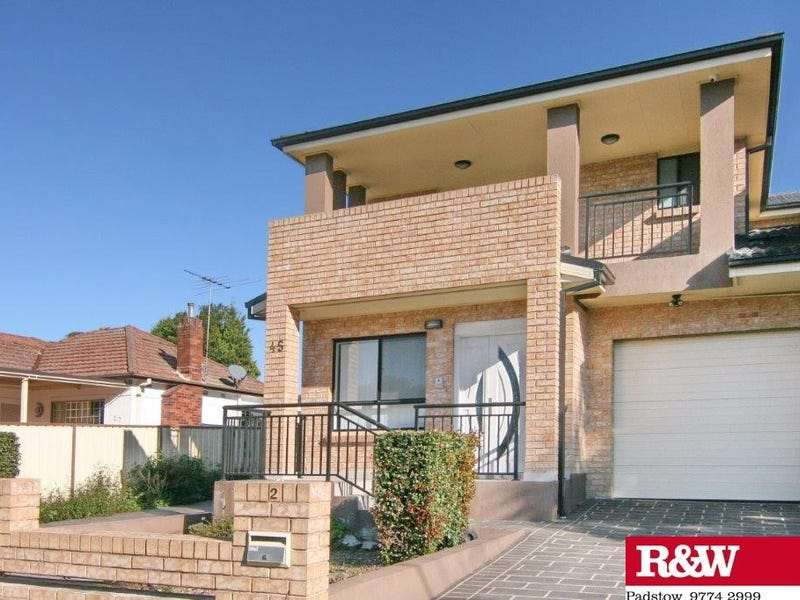 2/45 Lancaster Avenue, Punchbowl, NSW 2196