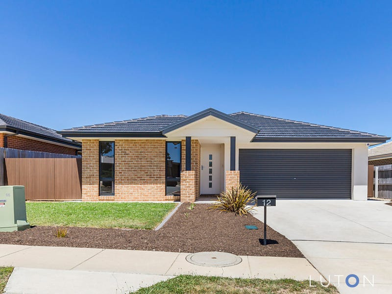 12 Mollie Dyer Street, Bonner, ACT 2914