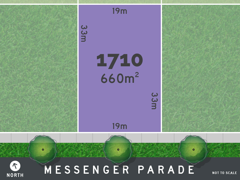 Lot 1710, Messenger Parade, Lucas, Vic 3350