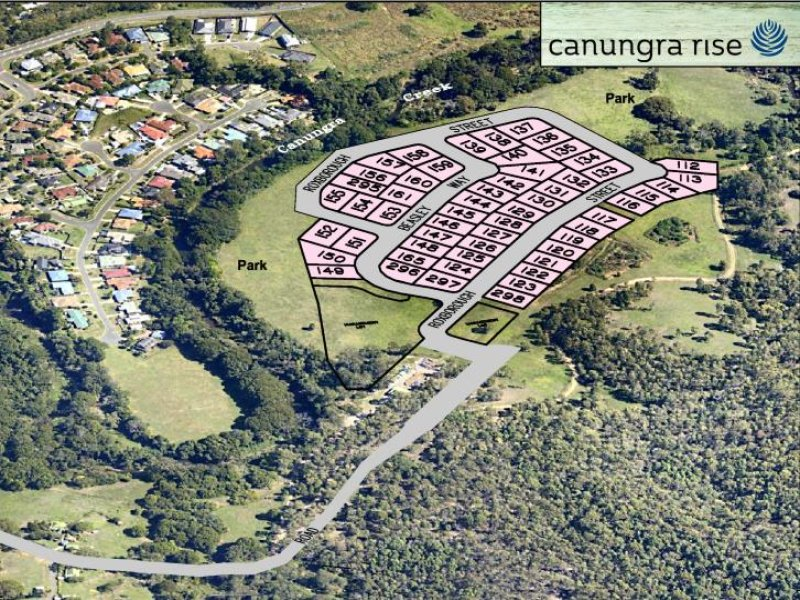 how to get to canungra from redcliffe qld