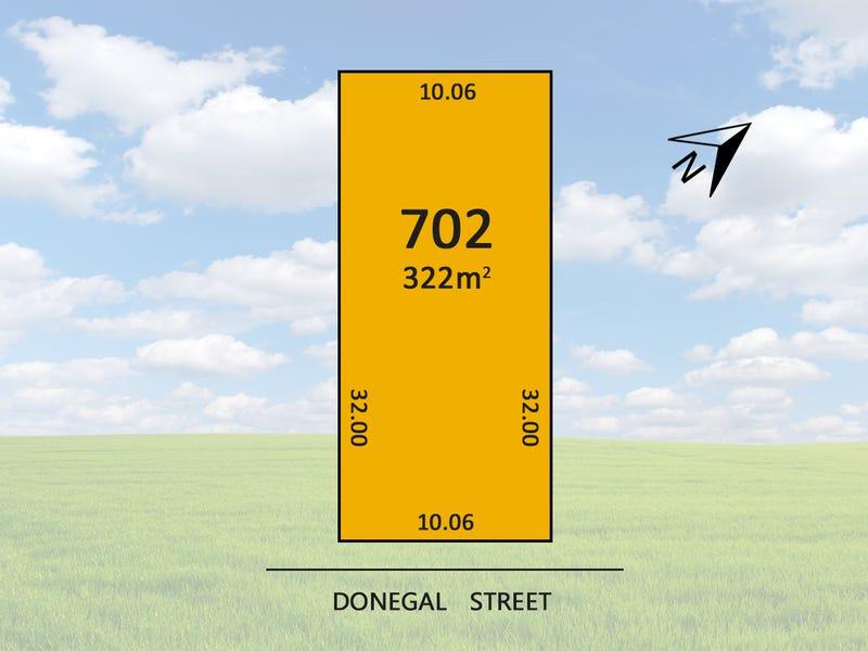 Lot 702 Donegal Street, Salisbury Downs, SA 5108