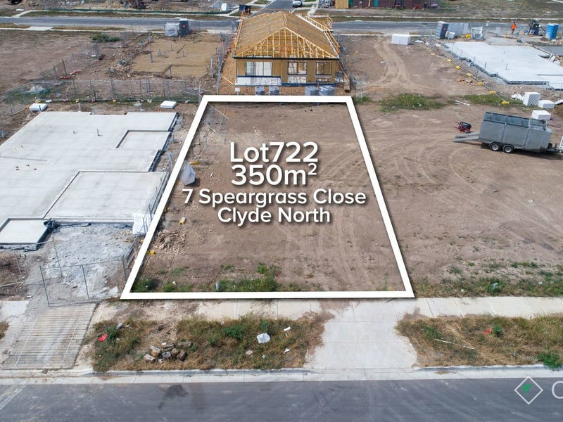 Lot 722, Speargrass Close, Clyde North, Vic 3978