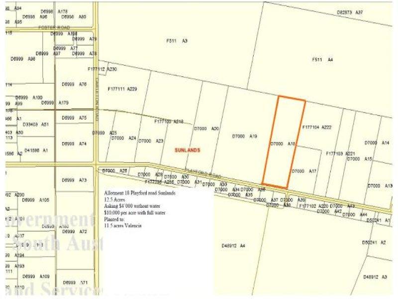 18 Playford Road, Waikerie, SA 5330