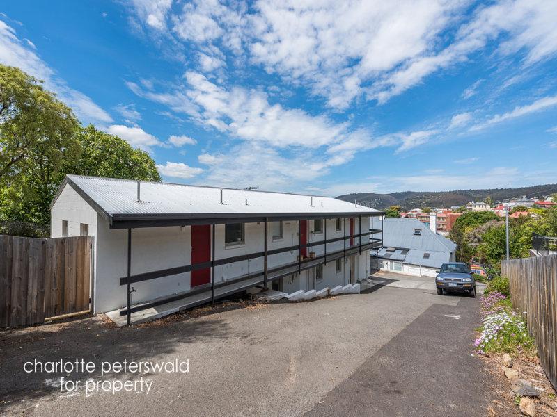 4/249 Bathurst Street, West Hobart, Tas 7000