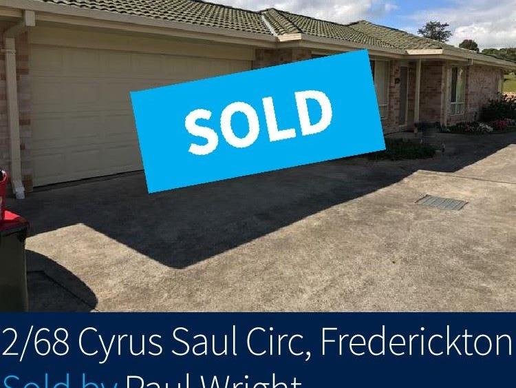 2/68 Cyrus Saul Circuit, Frederickton, NSW 2440