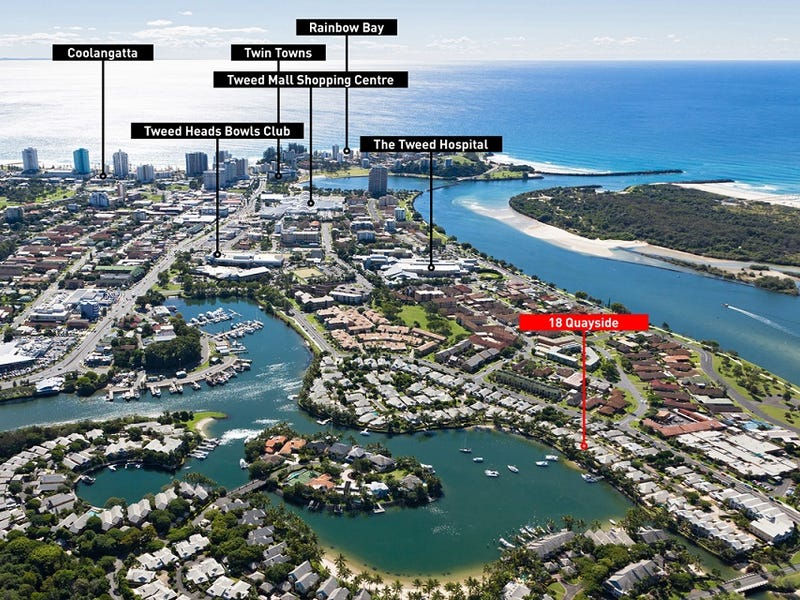 18 Quayside Court, Tweed Heads, NSW 2485