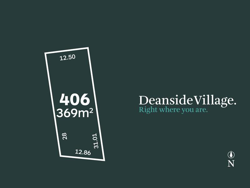Lot 406, Vel Street, Deanside, Vic 3336