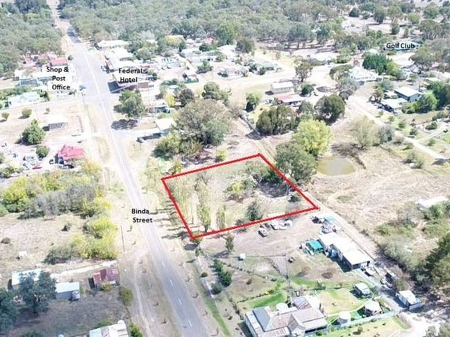 Lots 5, 6 and 7 Binda Street, Bigga, NSW 2583