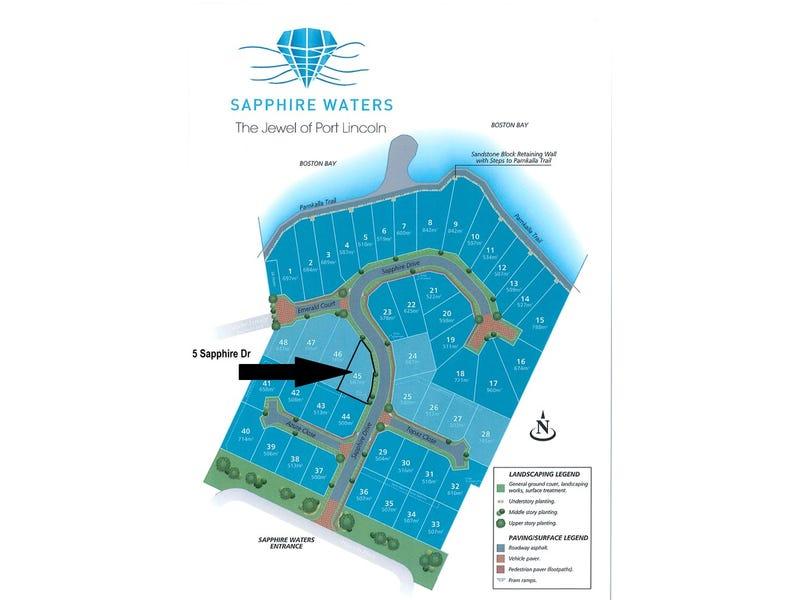 5 Sapphire Drive, Port Lincoln, SA 5606