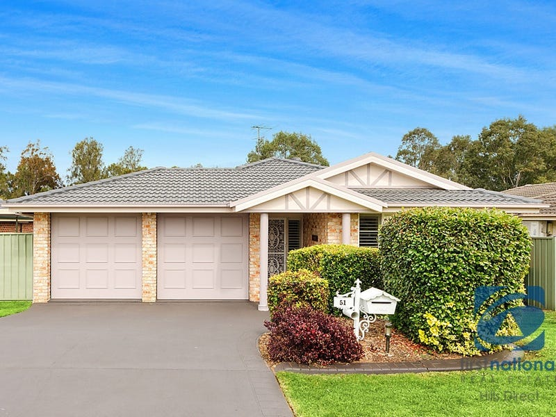 51 Aylward Avenue, Quakers Hill, NSW 2763