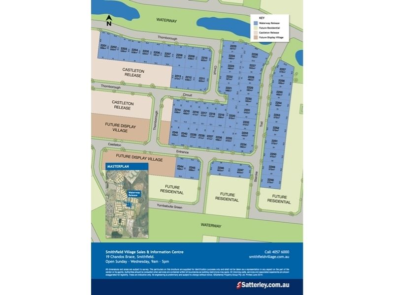 Lot 2244, Lot 2244 Castleton Entrance, Smithfield, Qld 4878