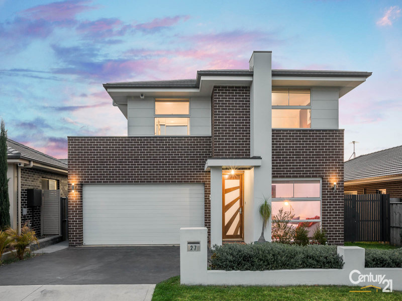 27 Wakely Avenue, The Ponds, NSW 2769