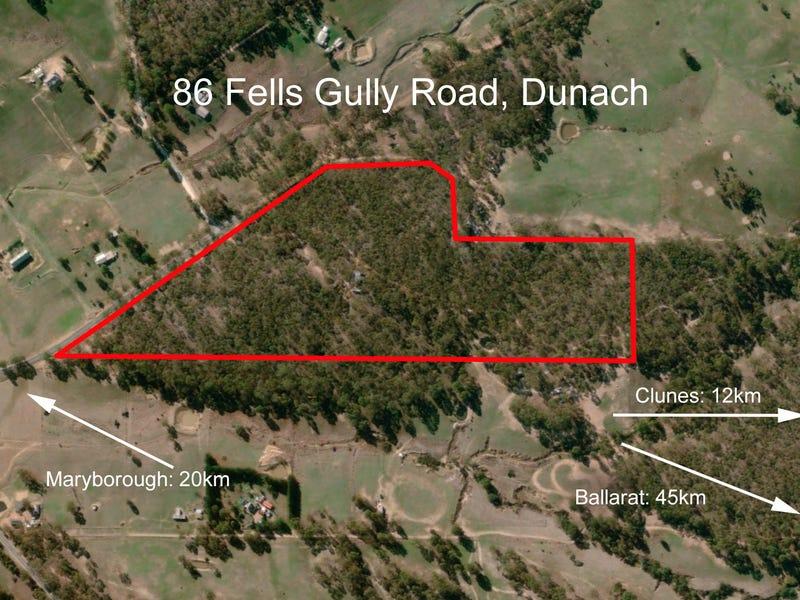 86 Fells Gully Road, Dunach, Vic 3371
