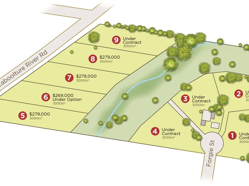 Proposed Lot 7 624 Caboolture River Road, Upper Caboolture, Qld 4510