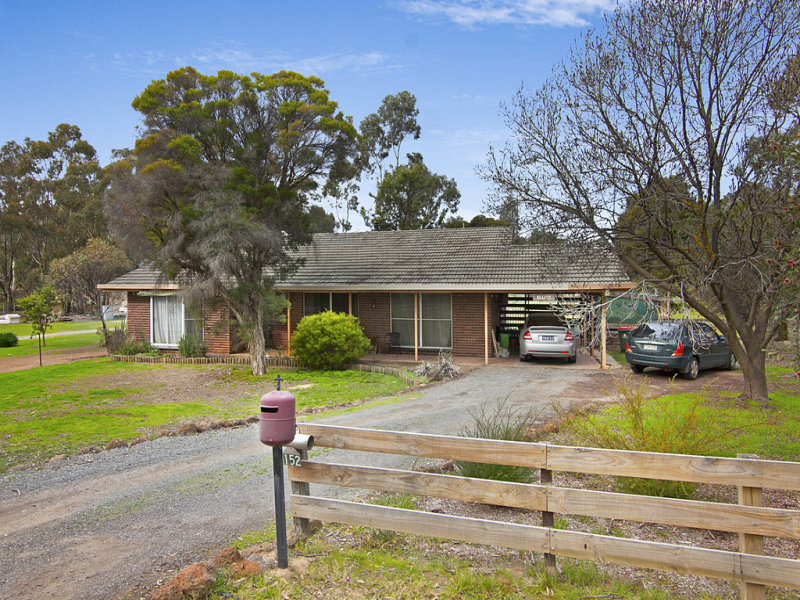 152 Jobs Gully Road, Jackass Flat, Vic 3556