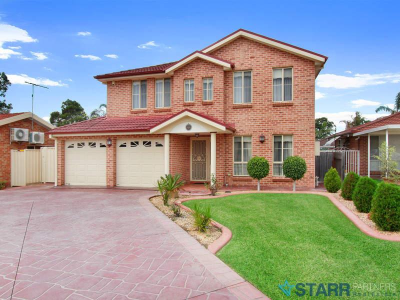 9 Kalindi Place, St Clair, NSW 2759