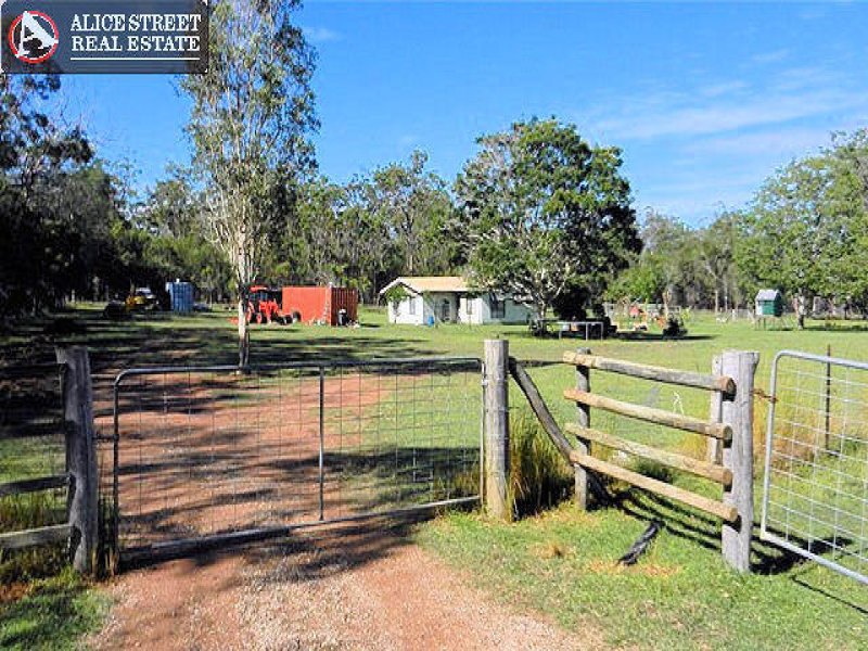 0 Top Ends Mines Road, Torbanlea, Qld 4662