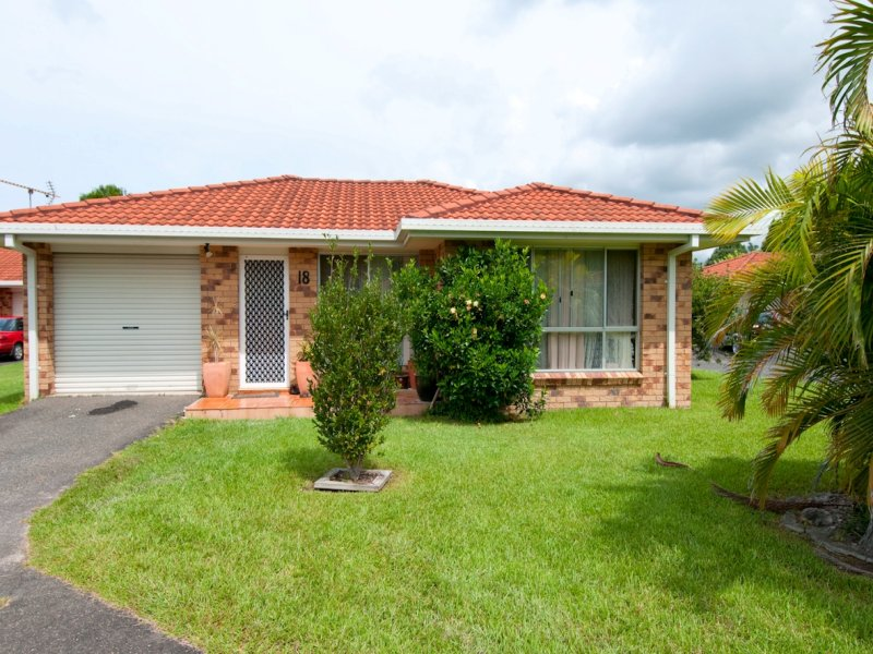 18/11 Donn Patterson Drive, Coffs Harbour, NSW 2450