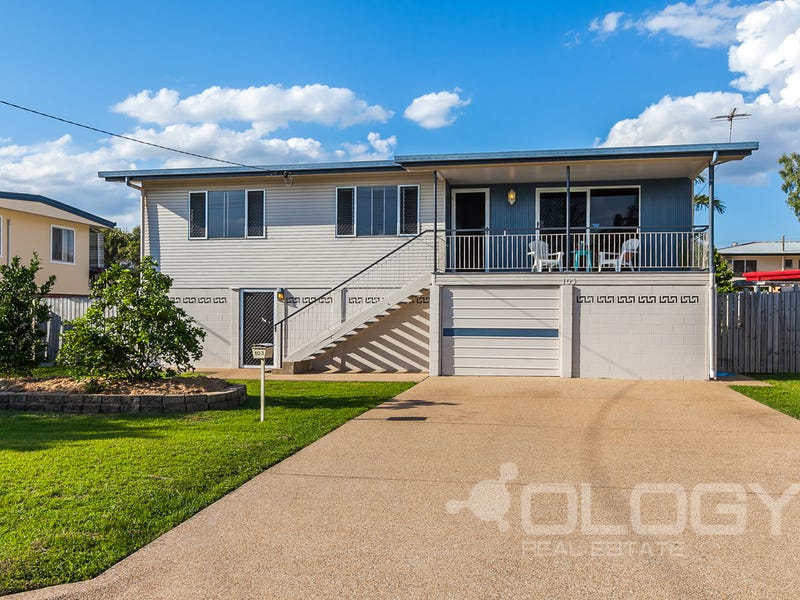 103 Menzies Street, Park Avenue, Qld 4701