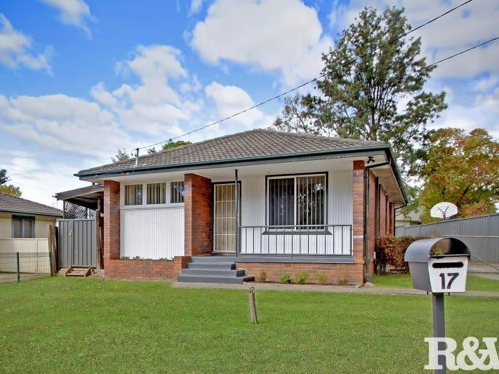 17 & 17A Forrester Road, Lethbridge Park, NSW 2770