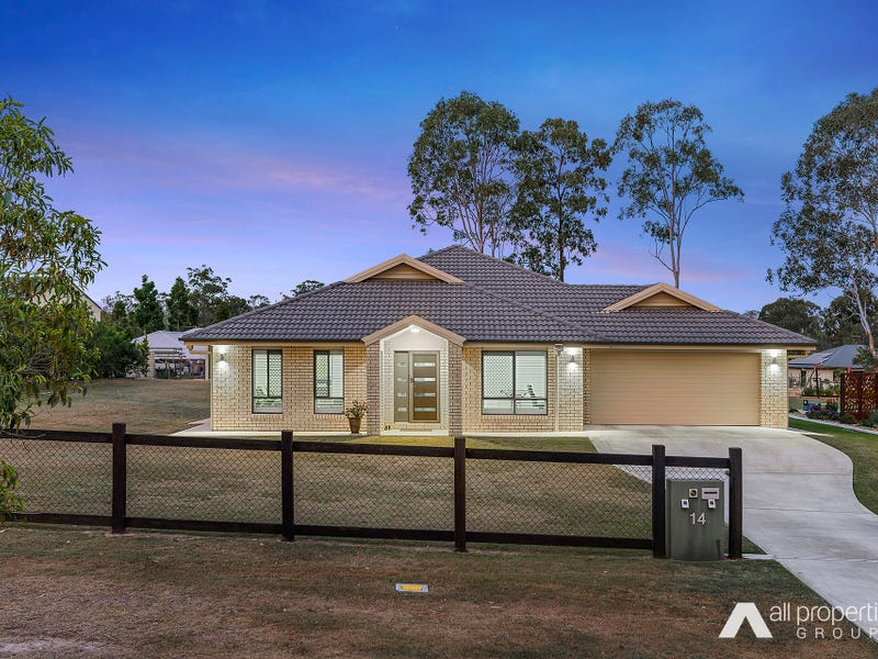 10-14 Hakea Road, New Beith, Qld 4124 - Acreage for Sale
