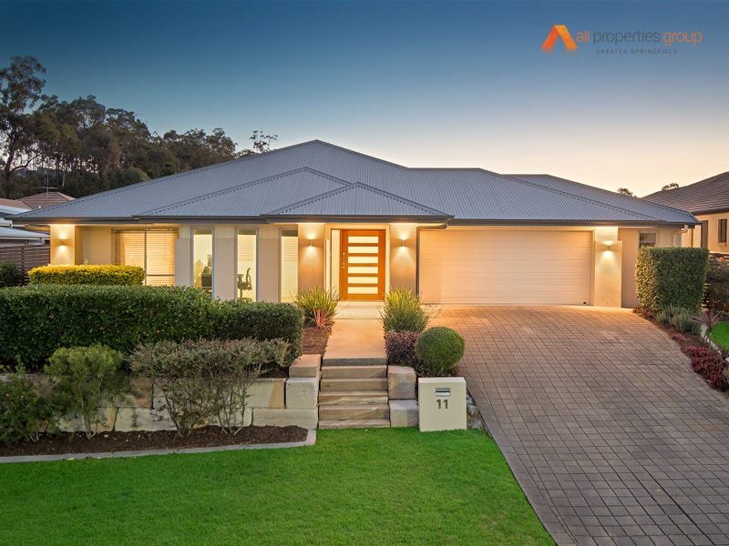 11 Canopy Court, Brookwater, Qld 4300