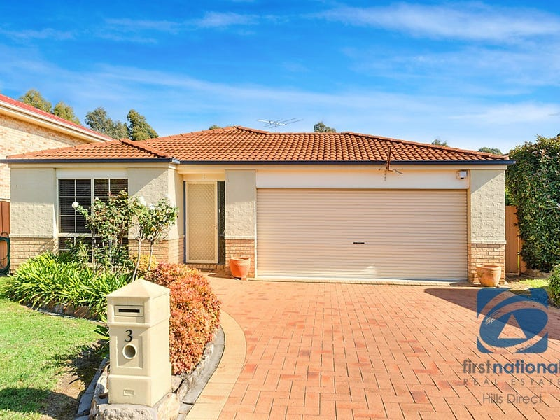 3 Dakota Court, Stanhope Gardens, NSW 2768