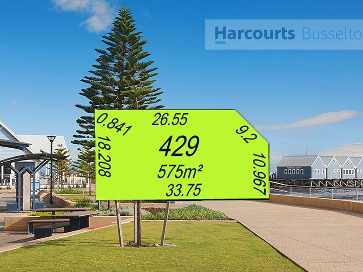 Lot 429 Peppermint Park Stage 5B, West Busselton, WA 6280