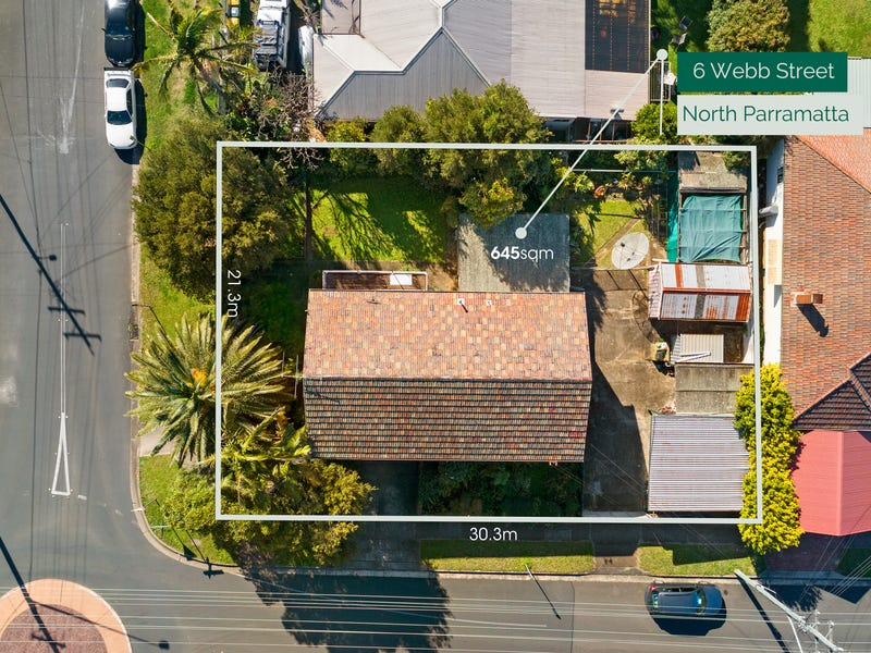 6 Webb Street, North Parramatta, NSW 2151