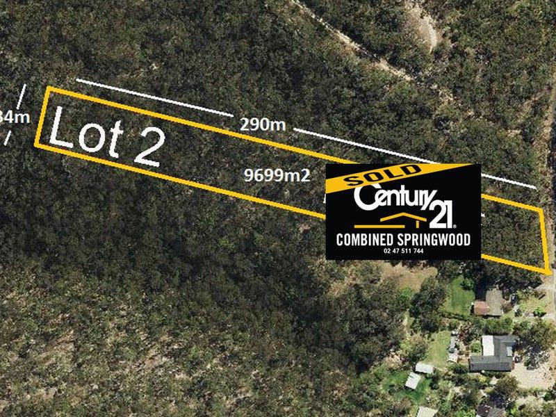 Lot 2/208 Chapman Parade, Faulconbridge, NSW 2776