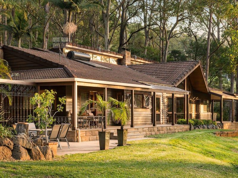 111 Binnaburra Park Road, Longreach, NSW 2540