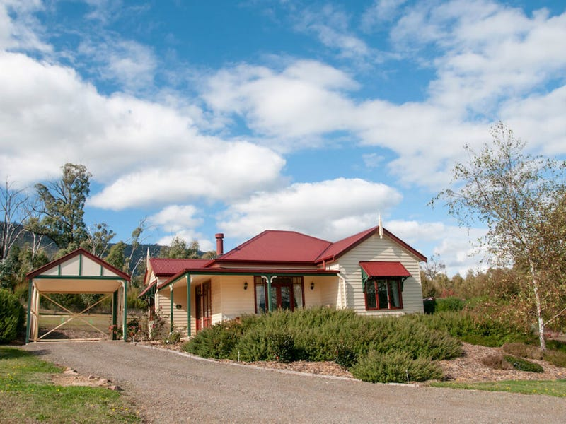 Rose Cottage/53 South Cathedral Lane, Buxton, Vic 3711