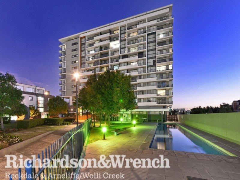B1002/35 Arncliffe Street, Wolli Creek, NSW 2205