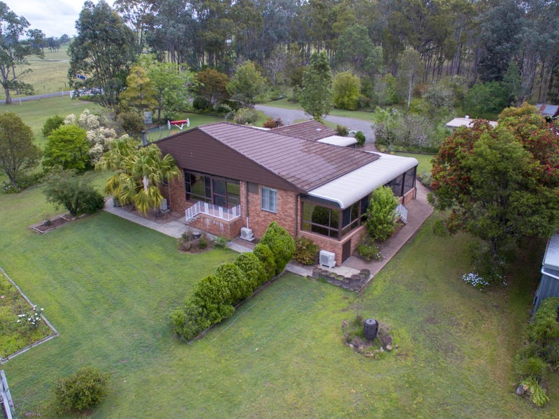 164 Wallarobba - Brookfield Road, Brookfield via, Clarence Town, NSW 2321